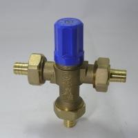 Thermostatic mixing valve