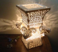 Paper skill-Table Lamps Series- Four Goats Quadripot