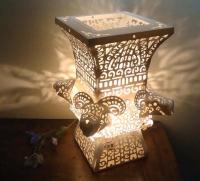 Paper skill-Table Lamps Series- Four Goats Quadripot