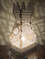 Paper skill-Table Lamps