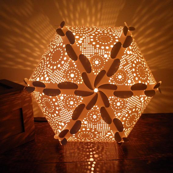 Polka dot Light