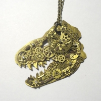 Cens.com keychain-Tyrannosaurus rex NEW COLOR CULTURAL CREATION LTD.