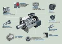 减速机产品结构图