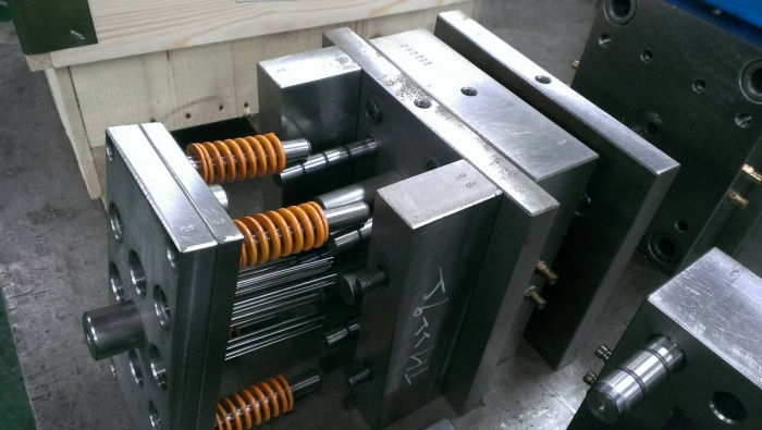 Sample of Injection Tooling