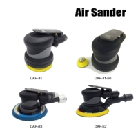 Air Sander,Dual Action Sander,DA Sander,Palm Sander,Orbital Sander,Random Orbital Sander