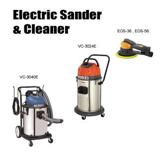 Electric Sander & Cleaner,Vacuum Cleaner,Vacuum,Electric Palm Sander,Palm Sander,Orbital Sander