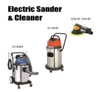 Electric Sander & Cleaner