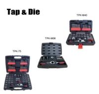 Tap & Die,Taps,Dies,Tap & Die Set,Tapping,4Pc Tap & Dir Set