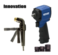 CENS.com Mini Impact Wrench,Hi Torque Impact Wrench,Angle Drill Adaptor,High Torque,Mini Impact Wrench