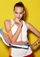 Fashionable Ventilated Footwear