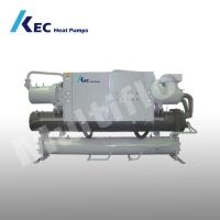 雙效型冷熱水熱泵機組 / 高溫型冷熱水熱泵機組