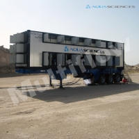 可移動式造水設備