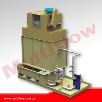 Liquid Desiccant Air Conditioning System (LDAC)