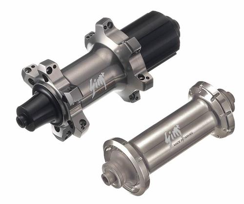 S3X6U hub F18/R24 for road bike
