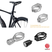 Clampy Integrated Seatpost LED Light