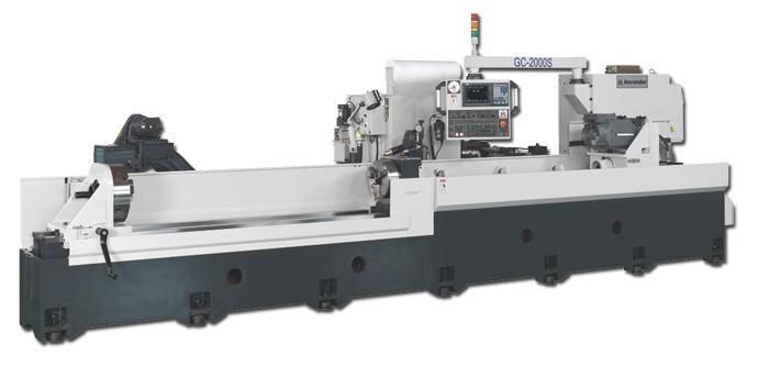 CNC深孔加工机