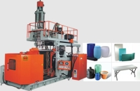 PBI1005 Blow molding machine