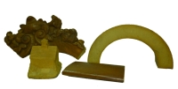 Simulated Wood Building Materials, Rigid PU Foam