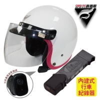 Cens.com Helmet with a recorder GOLDEN SQUARE CO., LTD.