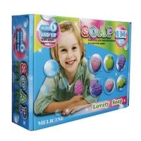 DIY art soap gift
