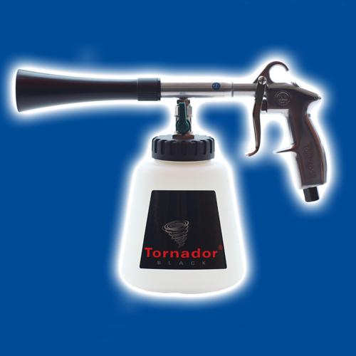 Pulse Spray Pneumatic cleaning gun-Tornador Black
