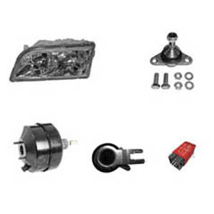 Swedish car parts