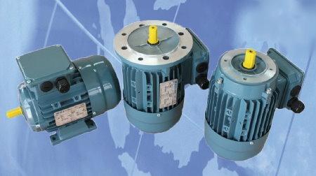 WRS IE1/IE2/IE3高效率铝合金马达