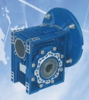 Aluminum-alloy worm gear reducer