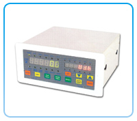 Dual-display torque measuring controller