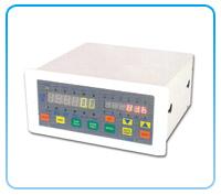 Dual-display torque measuring controller