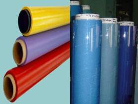 Color Clear PVC Sheet