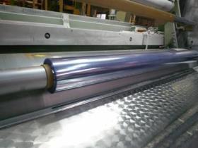 透明PVC塑胶布