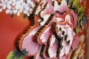 Floral Folding Screen