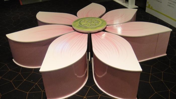 Lotus Table and Chair Set