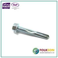 Self drilling screw