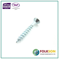Cens.com Wood screw FOLKSON HARDWARE CO., LTD.