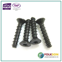 Partical board screw