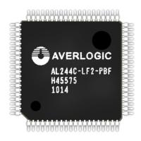 4-in-1 Comb-Filter Video Decoder (LQFP-80)