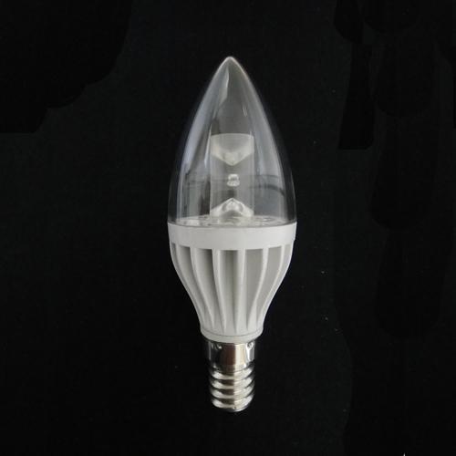 3W LED 烛光灯
