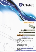 Cens.com Solid Carbide & HSS End Mill MEGA TOOLS CO., LTD.
