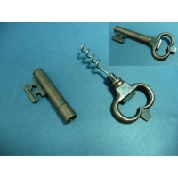 2-In 1 Key Corkscrew