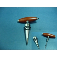 Cens.com 2-In-1 Corkscrew and Stopper KAI WAY ENTERPRISE CO., LTD.