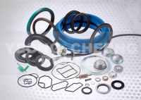 PTFE Seal, Oil Seal, Gasket, Rubber parts
