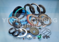 Oil Seal, Bonded Seal, O-rings, Gasket, Gamma Seal, Metal parts