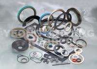 各类油封、O型环、垫片、金属件