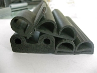 Three EPDM Sponge Foam Sealing Strip