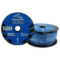 Cens.com 12 Gauge 100ft/500ft Primary Wire METRICAL POETRY CAR AUDIO CO., LTD.