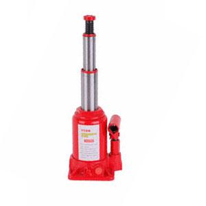 Hydraulic Double Piston Bottle Jack