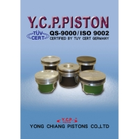 Cens.com CYLINDER LINER YONG CHIANG PISTONS CO., LTD.