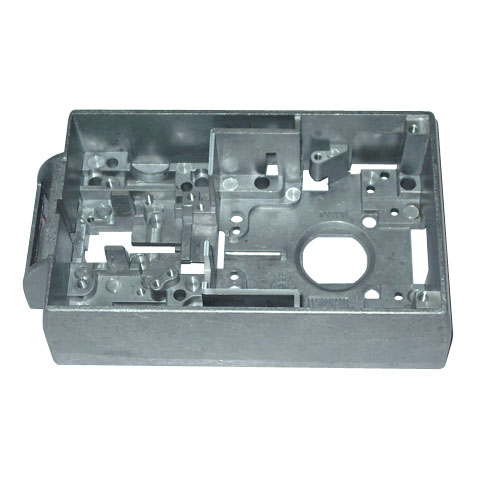 Digital door lock case